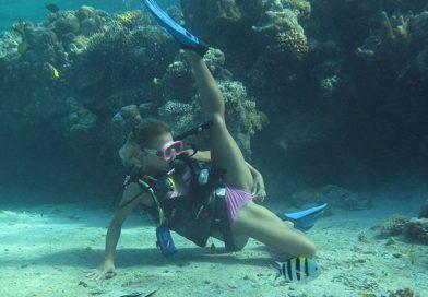 Una bionda d'oltre mare!!