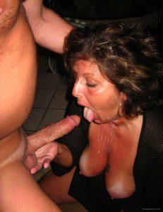 casalinga amatoriale genova 2
