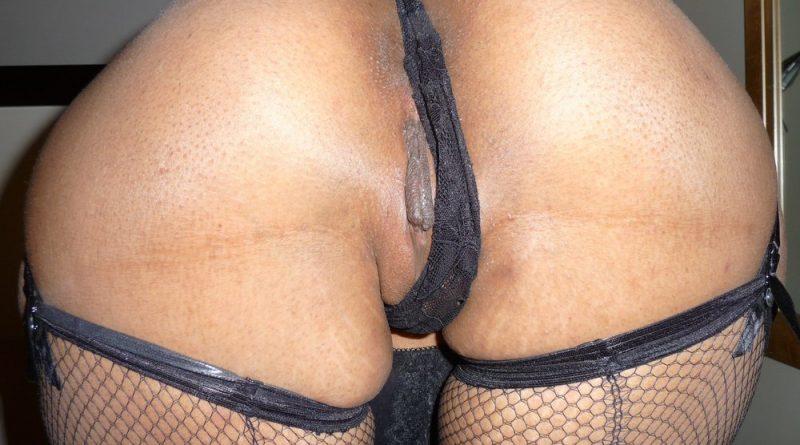 Anita una calda pantera nera 10