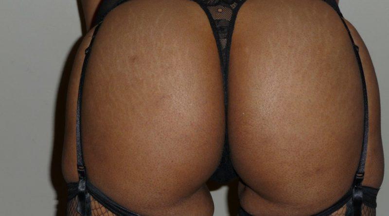 Anita una calda pantera nera 3