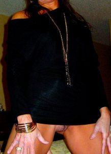 signora matura italiana