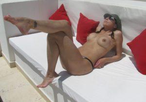 esibizionista amatoriale nudista