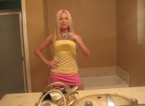 diana-biondina-selfie 1