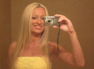 diana-biondina-selfie