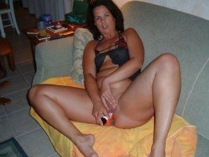 casalinga amatoriale